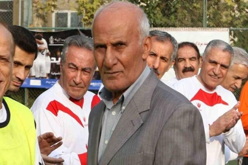 حمید جاسمیان از اولین داربی تهران میگوید
