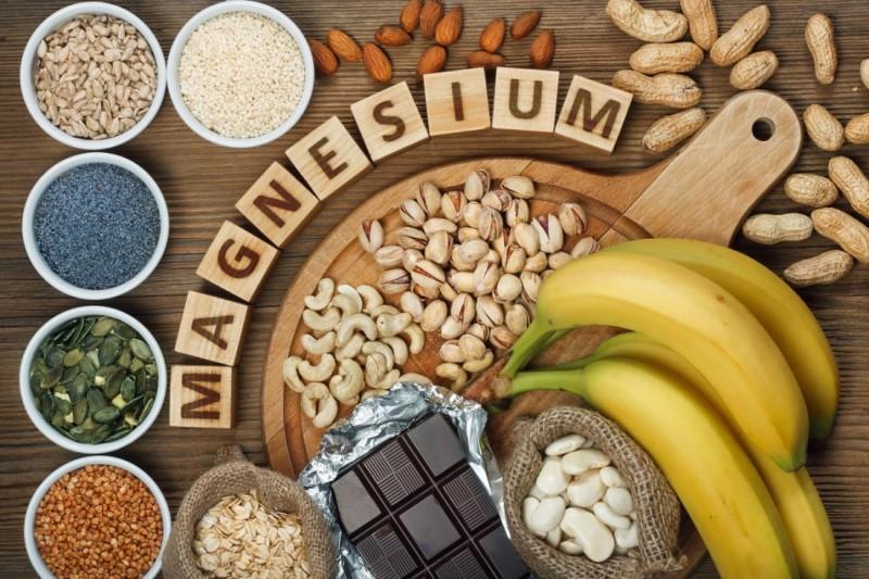 آشنایی با بهترین منابع غذایی حاوی منیزیم + اینفوگرافیک