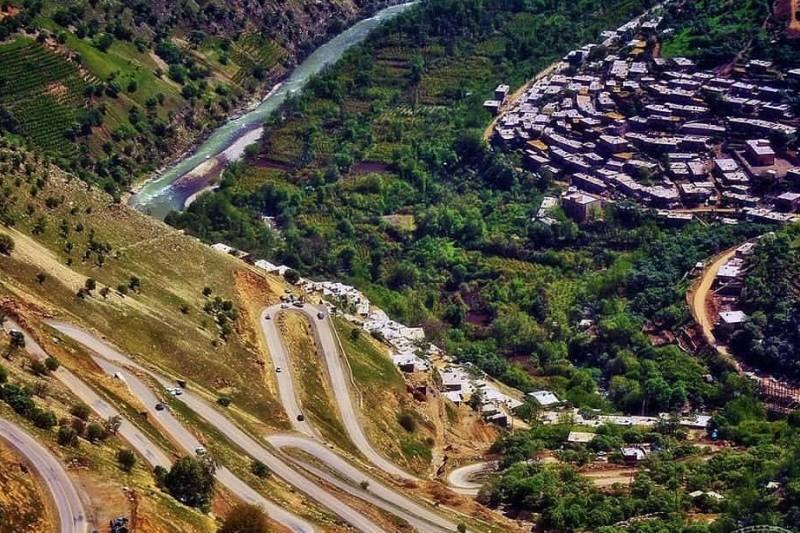 روستای زیبای بلبر+تصویر