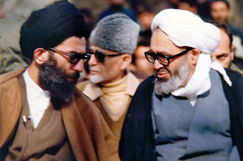 روایتی دیدنی از تفاوت طرز فکر مقام معظم رهبری و امام خمینی (ره) با آقای منتظری +فیلم