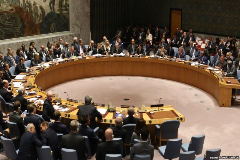 جلسه شورای امنیت برای بررسی تحولات مناطق فلسطین اشغالی برگزار شد