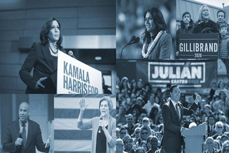 صف آرایی دموکراتها برای شکست رئیس جمهور