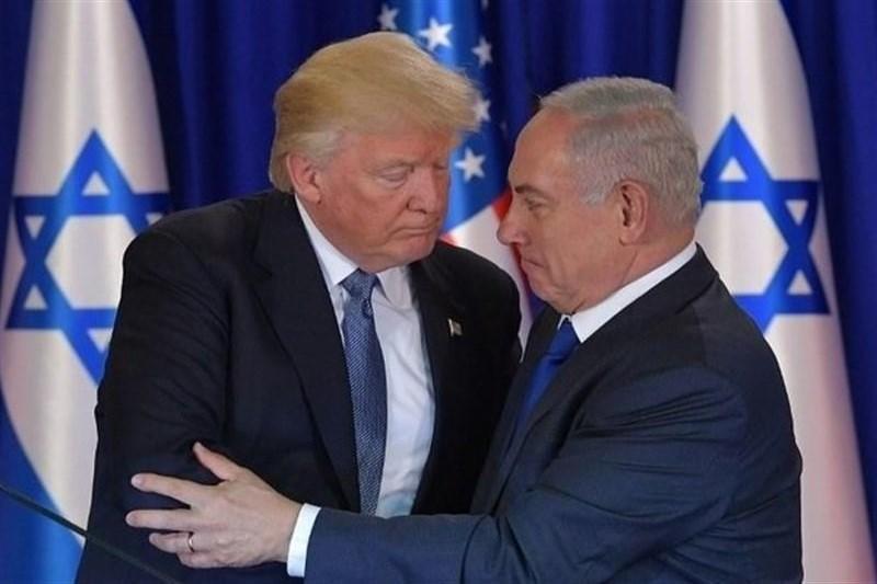 ترامپ و نتانیاهو و دلقکهای حاکم بر آمریکا و فلسطین اشغالی