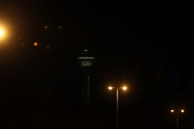 امشب تهران خاموش میشود