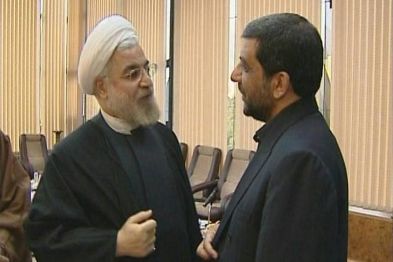 واکنش ضرغامی به صحبت های نسنجیده روحانی در خصوص فعالیت سپاه در سیل گلستان+عکس