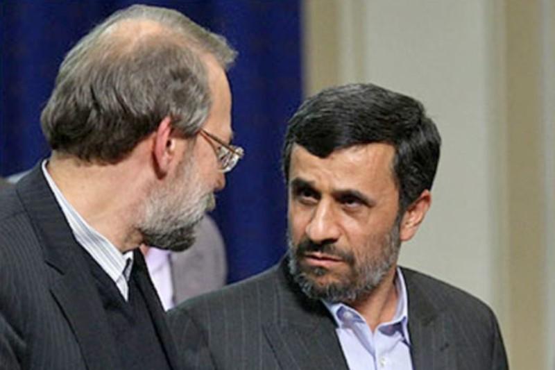 محمود احمدینژاد «دروغ» می گوید