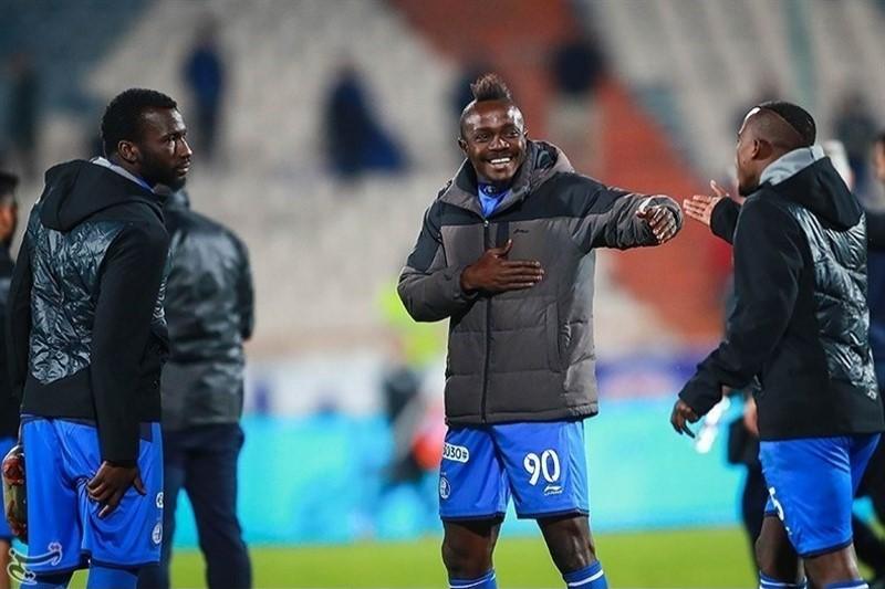 پاتوسی: رابطه خوبی با بازیکنام ایرانی داریم و هیچ چیز در مورد مسایل نژادپرستی نبود