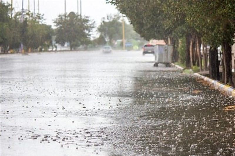 وضعیت آب و هوای کشور در سیزدهم فروردین ماه