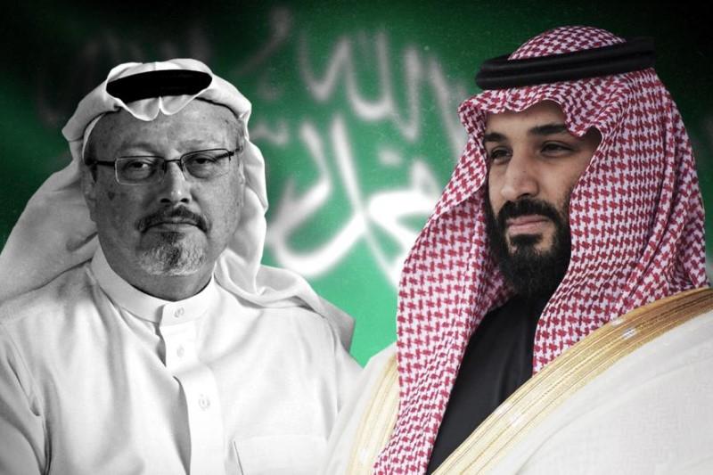 خاشقجی قربانی  بازی تاج و تخت  آل سعودی