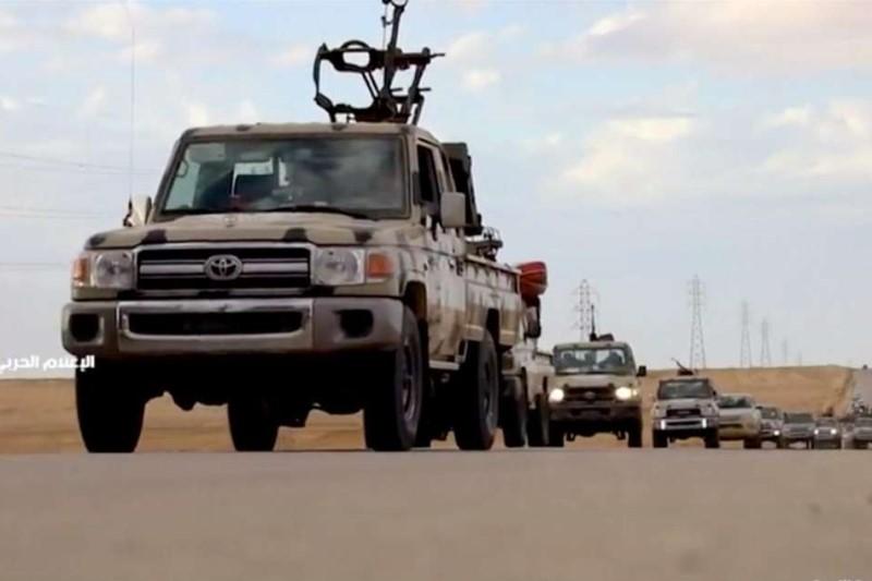 حفتر به دنبال کسب دستاورد سیاسی قبل از نشست غدامس یا سلطه بر تمام لیبی؟