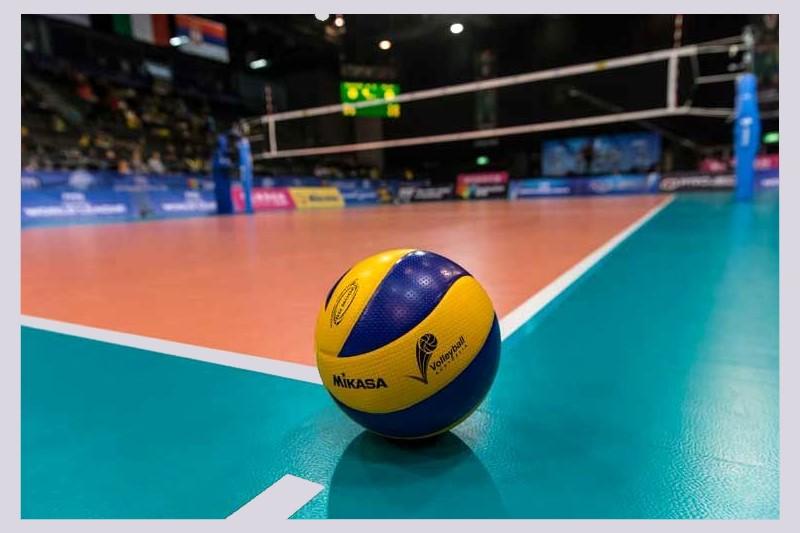 مسابقات آسیایی والیبال