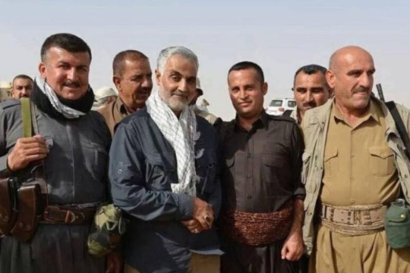 ارتش آمریکا چارهای جز این ندارد که ژنرال سلیمانی را بهعنوان یک مهره موثر در منطقه بپذیرد