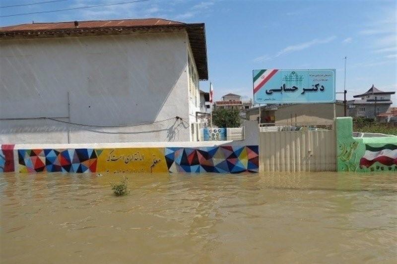 مدارس زیر آب!