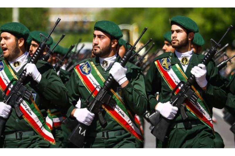 مستنداتی از تسلیحات خطرناک و تروریستی سپاه منتشر شد+فیلم