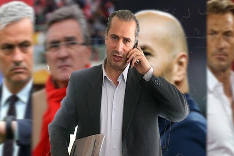 پیام رئیس فدراسیون فوتبال به سرمربی سابق تیم ملی