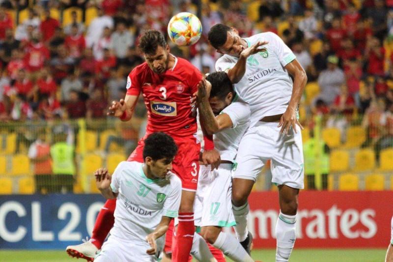 رکورد جدید پرسپولیس در لیگ قهرمانان آسیا