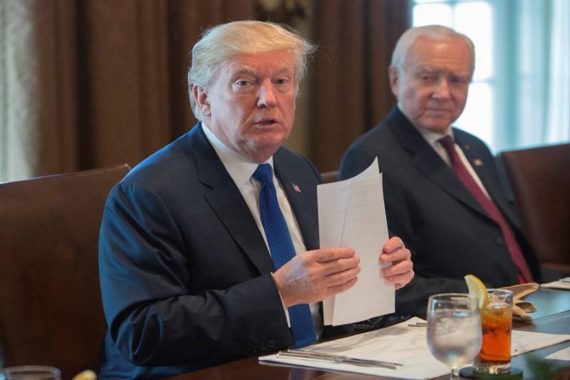 لجبازی ترامپ بر سر انتشار اظهارنامه مالیاتی