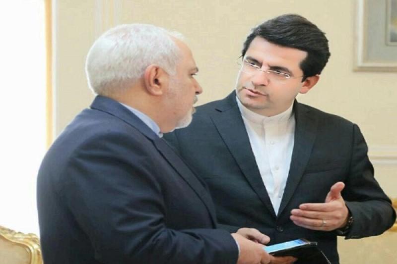 سخنگوی جدید وزارت خارجه معرفی شد