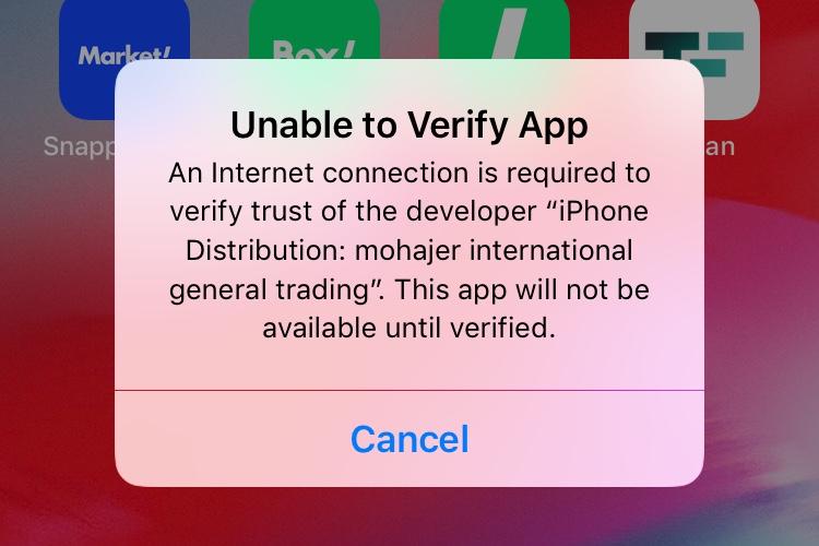 علت حذف اپلیکیشن های ایرانی آیفون توسط اپل/ تحریمهای آمریکا یا نقض قوانین سازمانی اپل