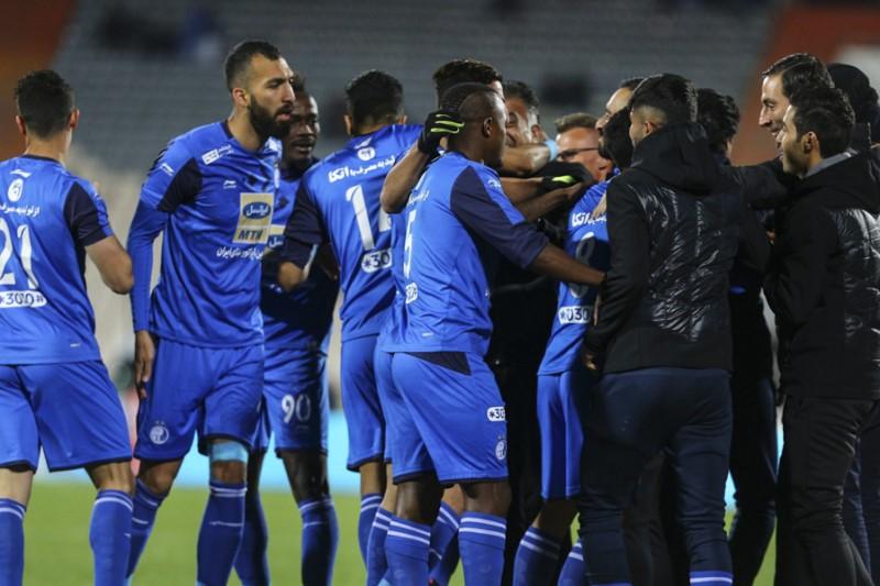 چالش بازگشت بازیکنان استقلال از مشهد