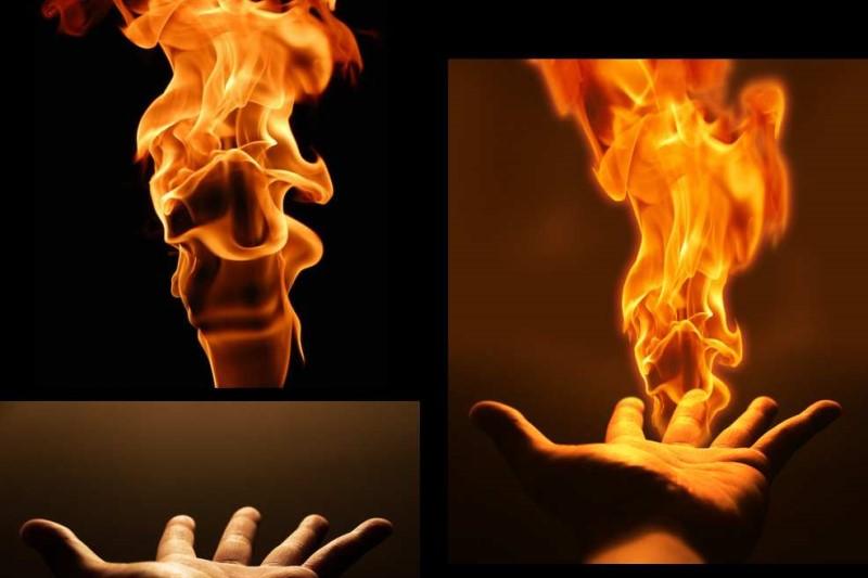 کنترل آتش با قدرت ذهن، از افسانه تا واقعیت!