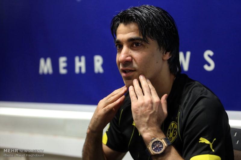 وحید شمسایی: مسابقات تدارکاتی برای تیم ملی در نظر گرفتیم