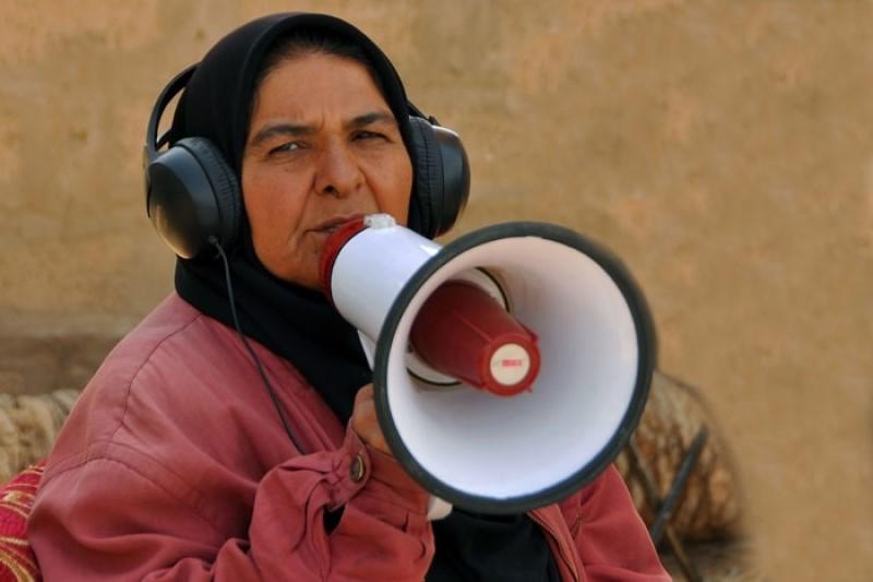 خوشحالی کارگردان زن ایرانی از قرار گرفتن نام سپاه در لیست تروریستی آمریکا