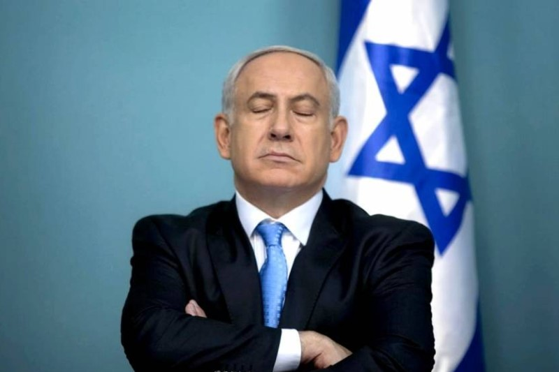 برجستهترین هدفی که نتانیاهو تعقیب میکند، منفعت شخصی خودش است