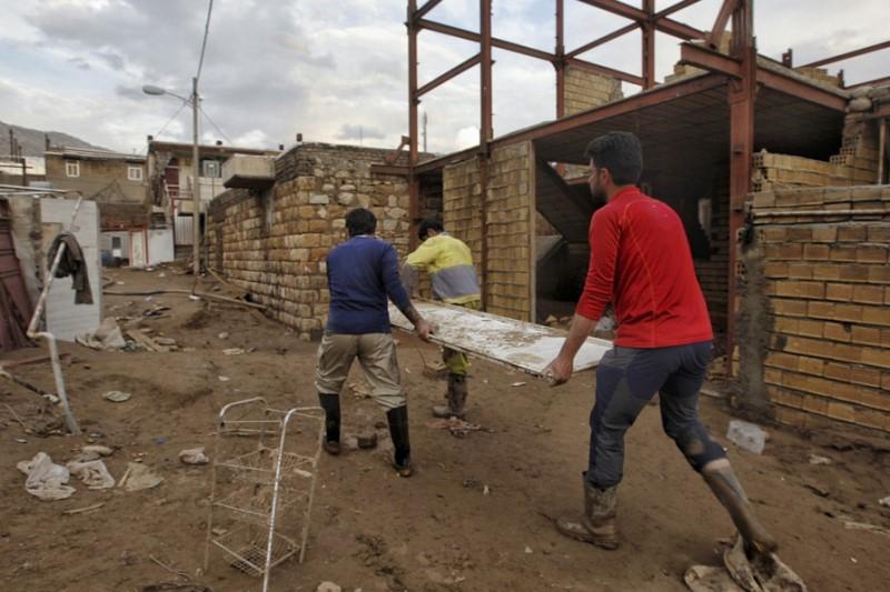 اختصاص زمین رایگان به خانه های تخریب شده بر اثر سیل
