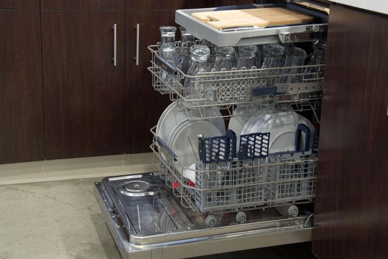 اشتباهاتی که عمر ماشین ظرفشویی را کوتاه می کند