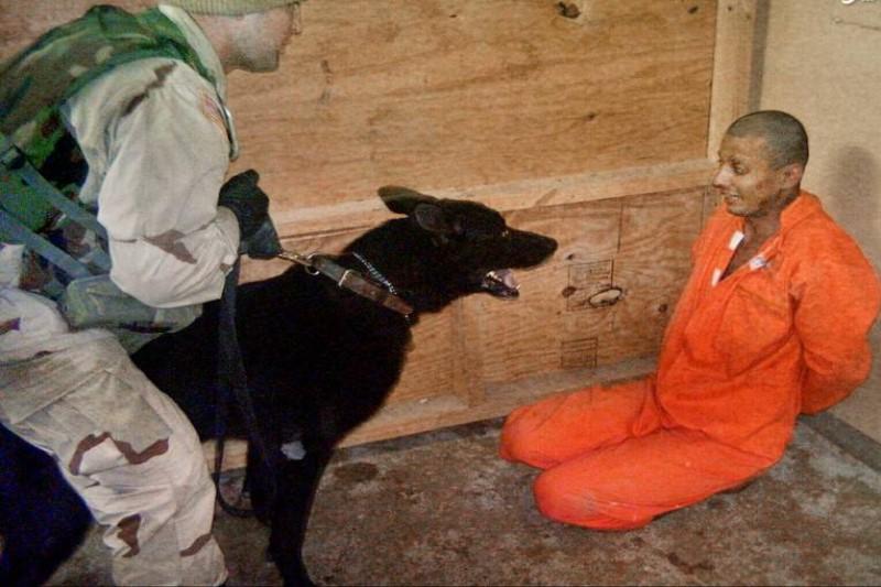 شکنههای متعدد و وحشتناک در زندانی به نام «ابو غریب»+|فیلم