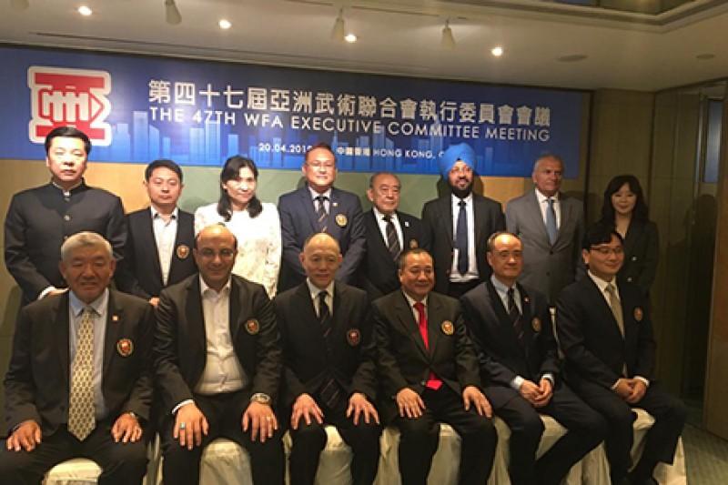 اقدامات مسئولان برای افزایش مدال های ووشو در آسیا