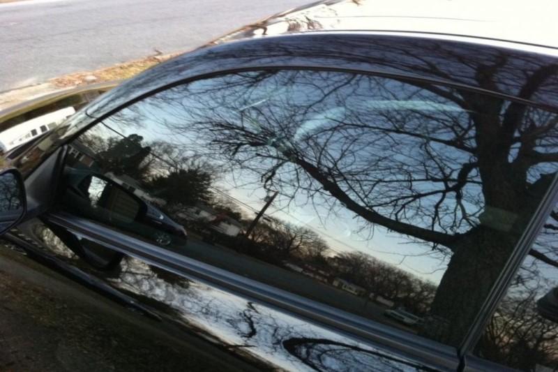 خودروهای دارای شیشههای دودی غیرمتعارف جریمه میشوند