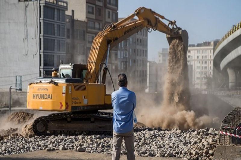 سرعت در تکمیل پروژه احداث تونل- زیرگذرخیابان استاد معین