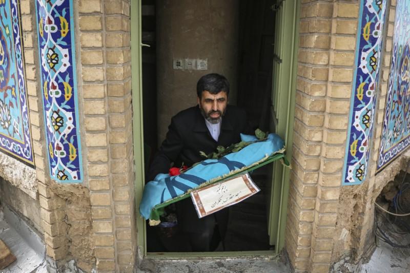 مسجد جمکران در آستانه نیمه شعبان+تصاویر