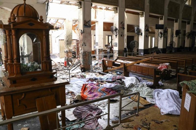 چند شهروند آمریکایی  در میان قربانیان حملات سریلانکا