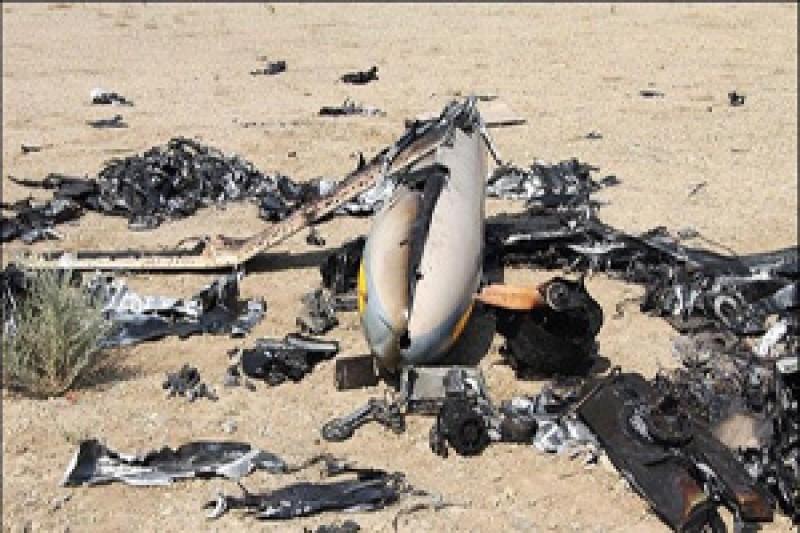 پهپاد جاسوسی ائتلاف سعودی- اماراتی در شرق بندر الحدیده  سرنگون شد