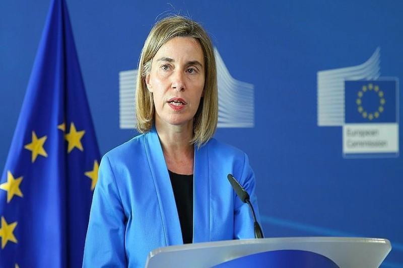 ابراز همدردی مسئول سیاست خارجی اتحادیه اروپا  با خانوادههای قربانیان  در سریلانکا