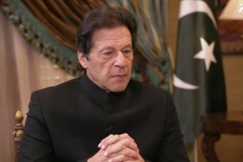 افسوس نخست وزیر پاکستان  از صحبت نکردن به زبان فارسی + فیلم