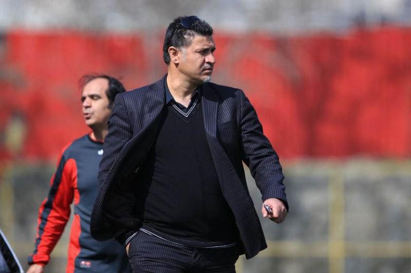 نشست علی دایی و مدیرعامل باشگاه سایپا امروز برگزار شد