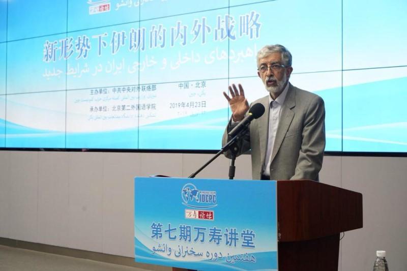 چین میتواند با سرمایه گذاری در زیرساختهای ارتباطی ایران  به توسعه راه ابریشم کمک کند