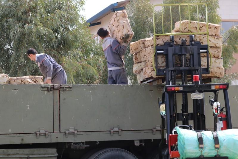 نیازهای مناطق سیل زده با حضور نمایندگان سازمانهای بینالمللی بررسی شد