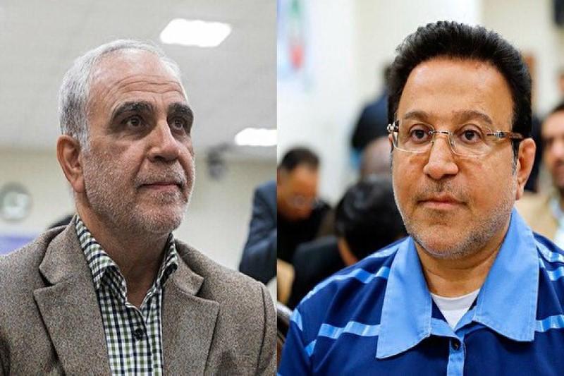 وزیر دولت احمدینژاد تحمل زندان را ندارد و دوران محکومیت را در بهداری سپری می کند