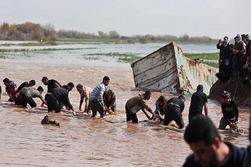 درد و دل مردم خوزستان پس از وقوع سیل+فیلم