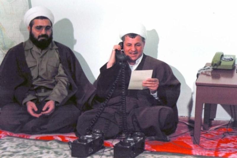 حسن روحانی فحوای نامه صدام حسین به هاشمی را فاش کرد