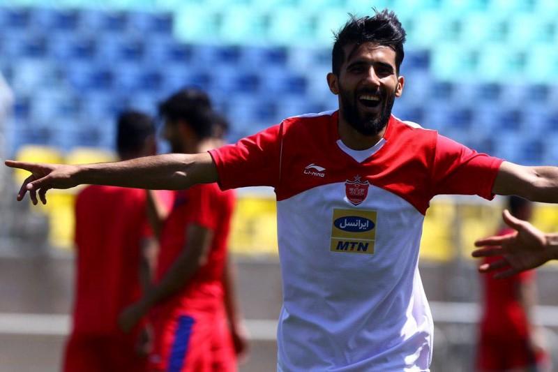 اظهارات مدیربرنامه های بازیکن عراقی پرسپولیس درباره حضور او در این تیم
