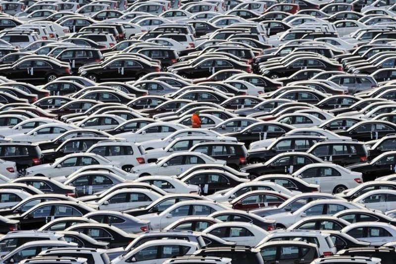 افزایش تیراژ تولید خودرو در سال جاری