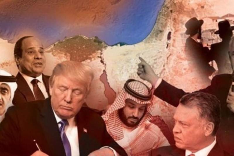 عربستان و امارات به دنبال  همکاری  با ترامپ و نتانیاهو برای اجرای معامله قرن هستند