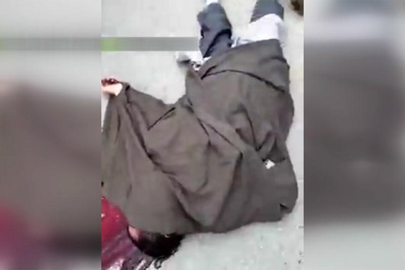 قتل یک  روحانی در همدان+تصاویر