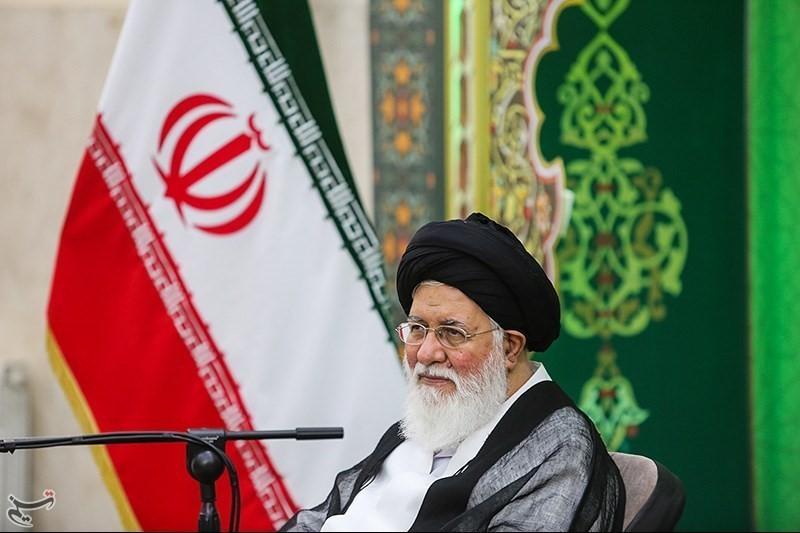 تقطیع  سخانان آیتالله علمالهدی در کانالهای ضدانقلاب+تصویر